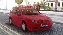 Volkswagen Golf IV Red für GTA San Andreas