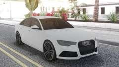 Audi RS6 Sedan pour GTA San Andreas