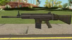 SCAR-H (Soldier of Fortune: Payback) pour GTA San Andreas