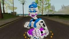 Ballora V2 (FNaF: SL) pour GTA San Andreas