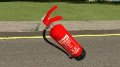 New Fire Extinguisher HQ pour GTA San Andreas