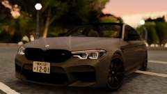BMW M5 F90 RHD pour GTA San Andreas