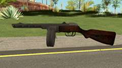 COD-WW2 - PPSH-41 pour GTA San Andreas
