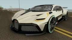 Bugatti Divo 2019 HQ pour GTA San Andreas