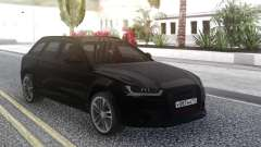Audi RS 6 Travel pour GTA San Andreas