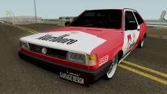 Volkswagen Gol Quadrado Marlboro pour GTA San Andreas