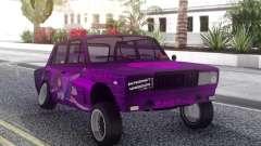 VAZ 2101 Facelift für GTA San Andreas