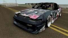 Nissan 240sx Oshino