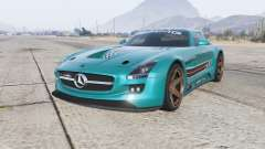 Mercedes-Benz SLS 63 AMG GT3 (C197) 2012 pour GTA 5