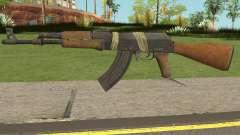 AK-47 Bad Company 2 Vietnam für GTA San Andreas