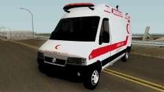 Fiat Ducato 2005 Turkish Ambulance