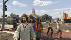 Jesus Christ Mod 2.4 pour GTA 5