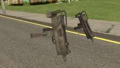 MAC-10 Bad Company 2 Vietnam für GTA San Andreas