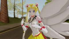 Sailor Moon With Wings pour GTA San Andreas