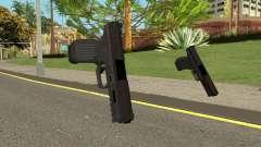 Call of Duty: MWR Pistol (Colt 45) pour GTA San Andreas