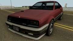 Dinka Blista Compact pour GTA San Andreas