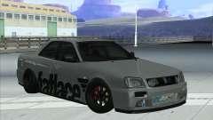 Nissan Skyline ER34 Stagea Facelift für GTA San Andreas