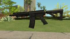 New Assault Rifle HQ pour GTA San Andreas