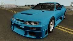 Nissan Nismo Skyline GT-R LM 1995 pour GTA San Andreas