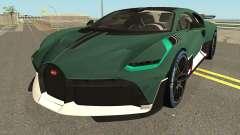 Bugatti Divo 2019 High Quality pour GTA San Andreas