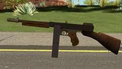 Gusenberg Sweeper M1928 GTA V für GTA San Andreas