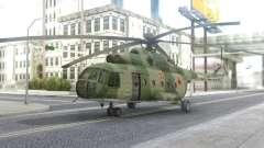 MI-8 MT für GTA San Andreas
