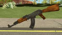 Uncharted Drakes Fortune AK-47 pour GTA San Andreas