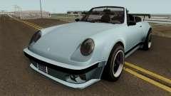 Porsche 911 Carrera Turbo (Comet Style) v1.1980 für GTA San Andreas