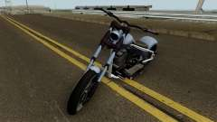 Liberty City Customs Avarus Version Final GTA V pour GTA San Andreas