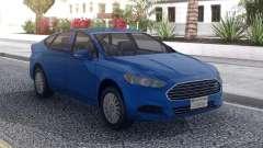 Ford Fusion 2016 Low für GTA San Andreas