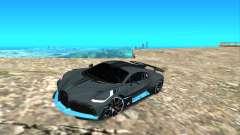 Buggati Divo IVF pour GTA San Andreas