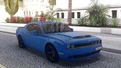 Dodge SRT RKK pour GTA San Andreas