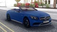 Mercedes-Benz S63 C217 pour GTA San Andreas