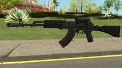 Battle Carnival AK-47M pour GTA San Andreas