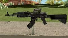 New AK47 High Quality pour GTA San Andreas
