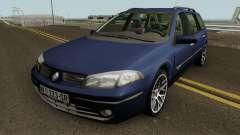 Renault Laguna Mk2 SW Facelift