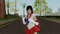 Kokoro (Sailor Mars) From DOA5LR pour GTA San Andreas