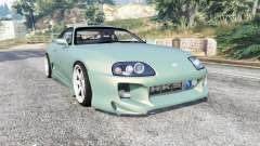 Toyota Supra Turbo (JZA80) [add-on] für GTA 5