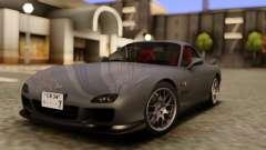Mazda RX-7 Sport pour GTA San Andreas