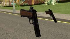 COD-WW2 - M1911 Pistol pour GTA San Andreas