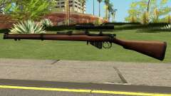 Cry of Fear - Lee-Enfield Sniper pour GTA San Andreas