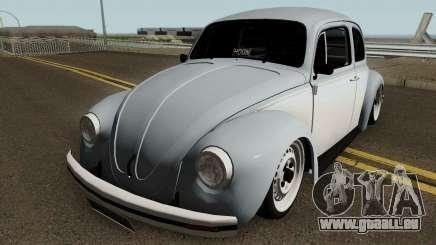 Volkswagen Beetle 1972 pour GTA San Andreas