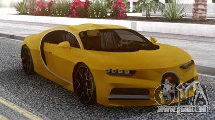 Bugatti Chiron LQ für GTA San Andreas