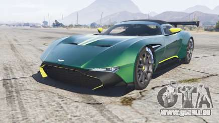 Aston Martin Vulcan 2015 [add-on] v1.1 für GTA 5