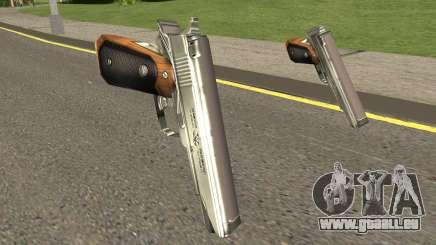 Hitman Silverballers für GTA San Andreas