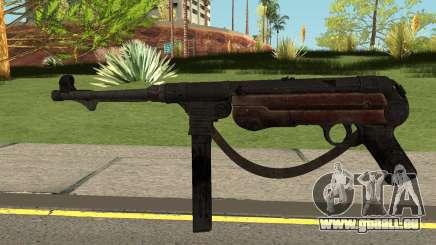 COD-WW2 - MP-40 pour GTA San Andreas