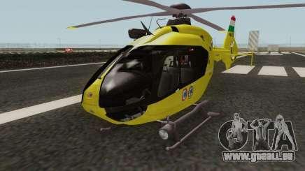 Magyar Helicopter für GTA San Andreas