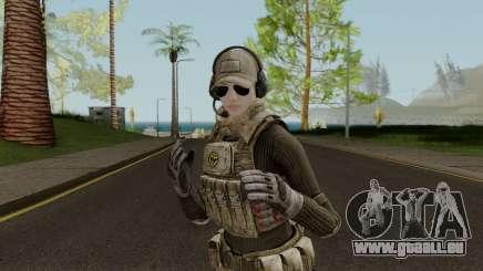 Noi TEK Skin pour GTA San Andreas