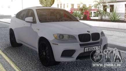 BMW X6M Hamann Edition pour GTA San Andreas