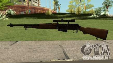 COD-WW2 - Karabin Sniper pour GTA San Andreas